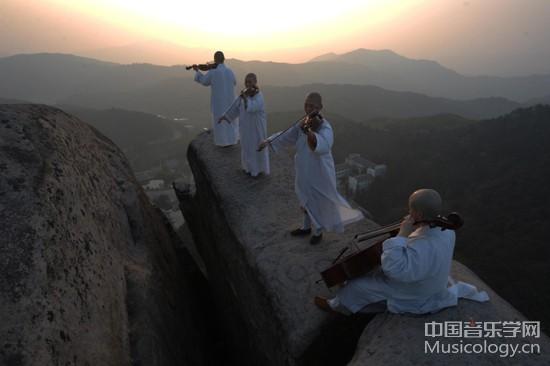 天台寺佛教音乐学院举办第三届天台寺禅乐文化节