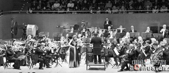 管弦乐团上海巡演音乐会